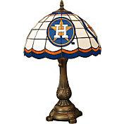 Memory Company Houston Astros Tiffany Table Lamp