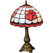 Memory Company Clemson Tigers Tiffany Table Lamp