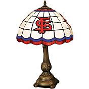 Memory Company Fresno State Bulldogs Tiffany Table Lamp