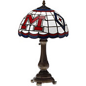 Memory Company Ole Miss Rebels Tiffany Table Lamp