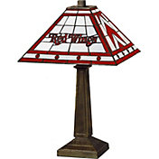 Memory Company Detroit Red Wings Mission Tiffany Table Lamp