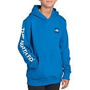 The North Face Boys' Logowear Pullover Hoodie