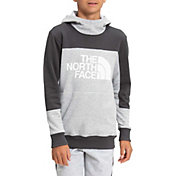 The North Face Boy's Street Logo Pullover Hoodie