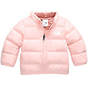 The North Face Infant Girls' Reversible Andes Jacket