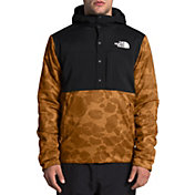 The North Face Men's Fallback 1/2 Snap Pullover Jacket