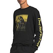 The North Face Men's Logometrics Graphic Long Sleeve Shirt