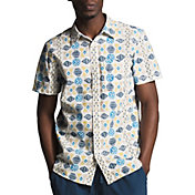 The North Face Men's Pattern Baytrail Jacquard Shirt Sleeve Shirt
