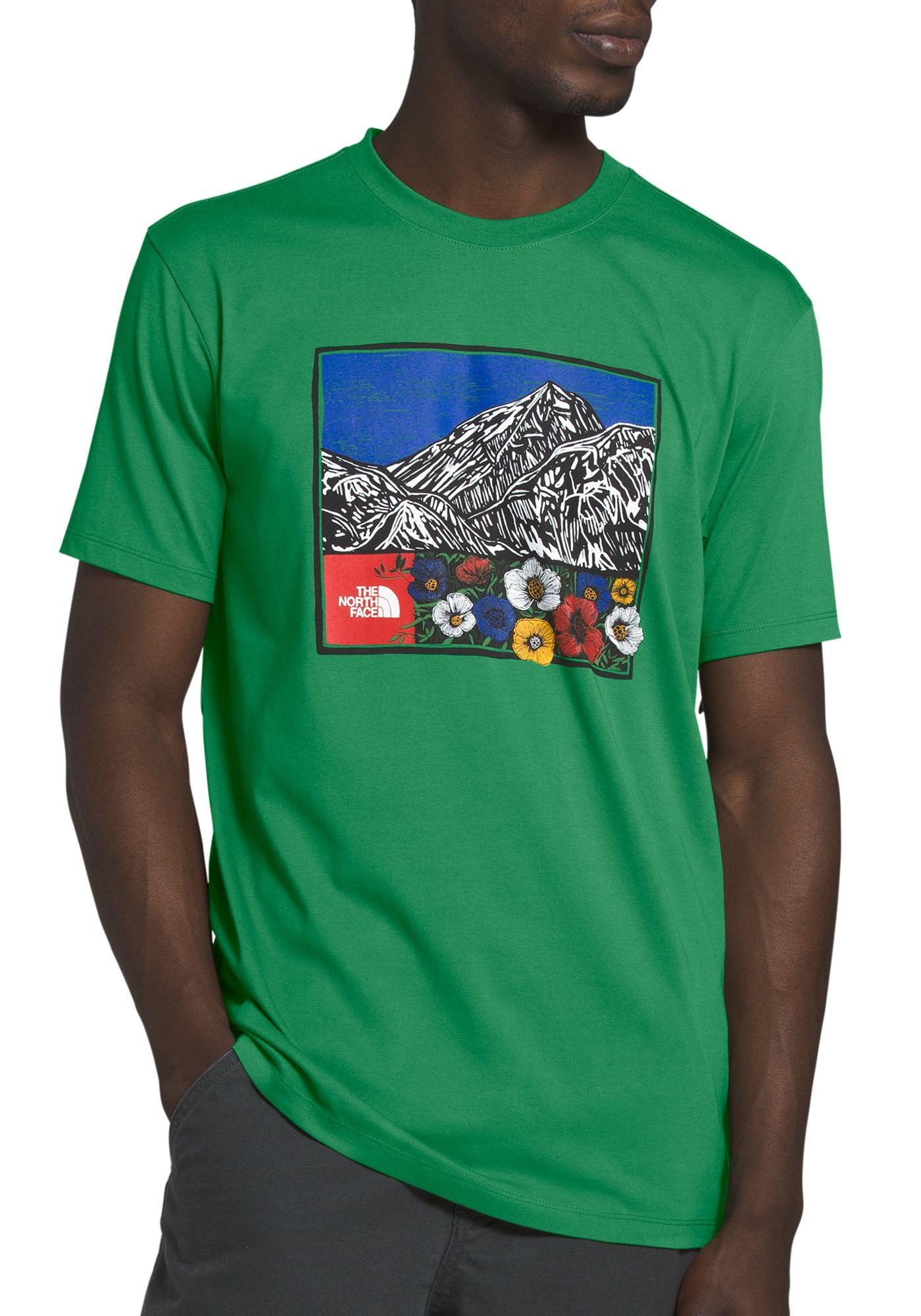 The North Face Men's Himalayan Source Short Sleeve T-Shirt