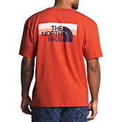 The North Face Men's Tonal Bars Short Sleeve Graphic T-Shirt