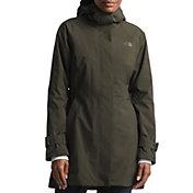 The North Face Women's City Breeze Trench Rain Jacket