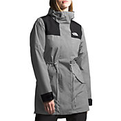 The North Face Women's Metroview Trench Rain Jacket