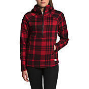 The North Face Women's Printed Crescent Pullover Hoodie
