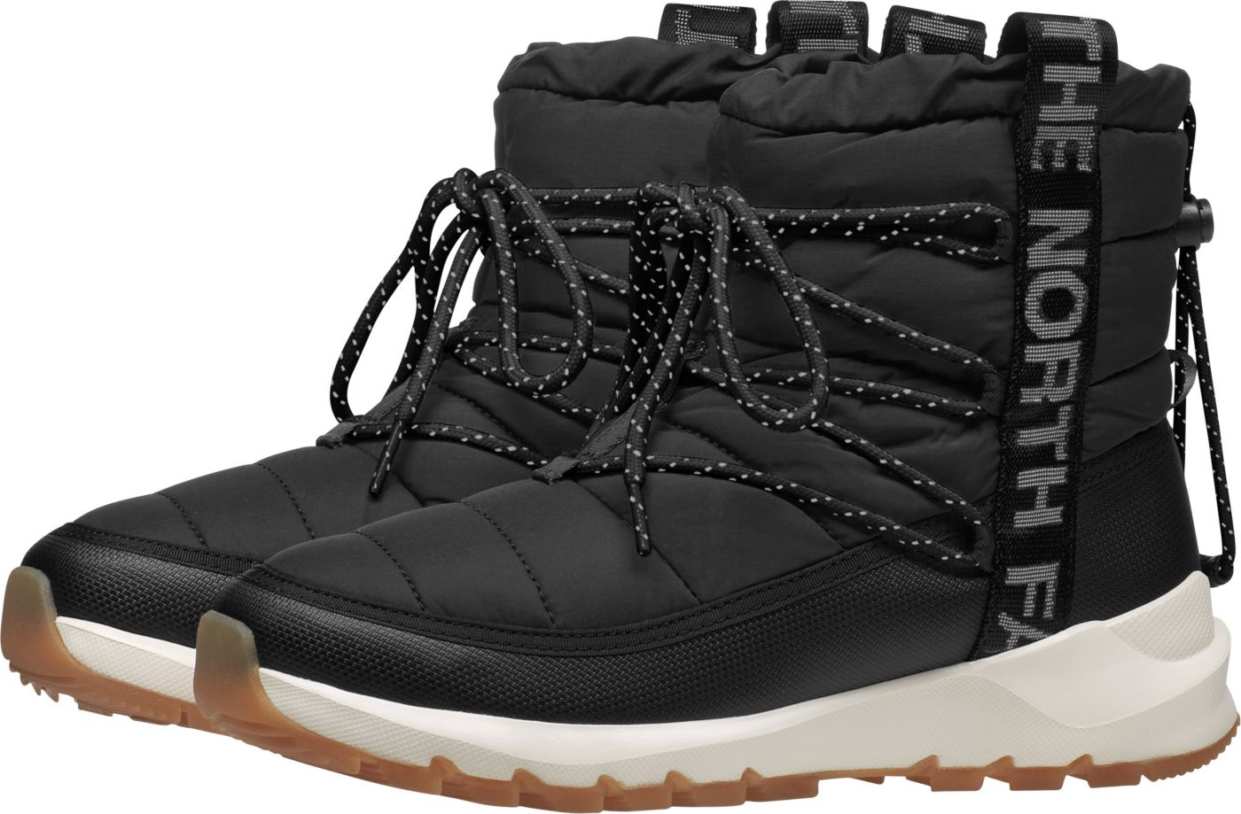 The North Face Women's ThermoBall Lace Up Winter Boots