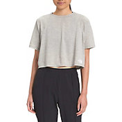 The North Face Women's Vyrtue Short Sleeve Boxy Crop T-Shirt