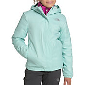 The North Face Girls' Resolve Reflective Rain Jacket