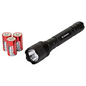 Stansport Heavy-Duty 500 Lumen Tactical Flashlight