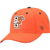 Top of the World Men's Bowling Green Falcons Orange Triple Threat Adjustable Hat