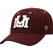 Top of the World Men's Montana Grizzlies Maroon Triple Threat Adjustable Hat