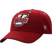 Top of the World Men's UMass Minutemen Maroon Triple Threat Adjustable Hat