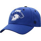 Top of the World Men's Indiana State Sycamores Sycamore Blue Triple Threat Adjustable Hat