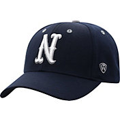 Top of the World Men's Nevada Wolf Pack Blue Triple Threat Adjustable Hat