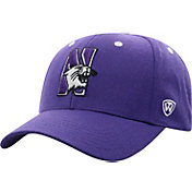 Top of the World Men's Northwestern Wildcats Purple Triple Threat Adjustable Hat