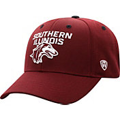 Top of the World Men's Southern Illinois  Salukis Maroon Triple Threat Adjustable Hat