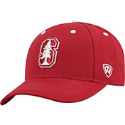 Top of the World Men's Stanford Cardinal Cardinal Triple Threat Adjustable Hat