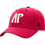 Top of the World Men's Austin Peay Governors Red Triple Threat Adjustable Hat
