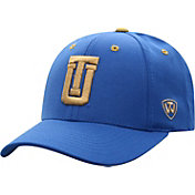 Top of the World Men's Tulsa Golden Hurricane Blue Triple Threat Adjustable Hat
