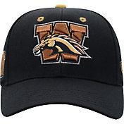 Top of the World Men's Western Michigan Broncos Triple Threat Adjustable Black Hat