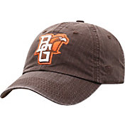 Top of the World Men's Bowling Green Falcons Brown 1 Wave Adjustable Hat