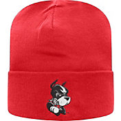 Top of the World Infant Boston Terriers Scarlet Lil Tyke Cuffed Knit Beanie
