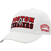 Top of the World Men's Boston Terriers Teamwork Adjustable White Hat
