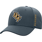 Top of the World Men's UCF Knights Grey Booster Plus 1Fit Flex Hat