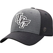 Top of the World Men's UCF Knights Grey Powertrip 1Fit Flex Hat