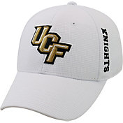 Top of the World Men's UCF Knights Booster Plus 1Fit Flex White Hat