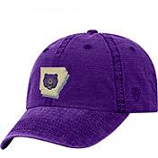 Top of the World Men's Central Arkansas Bears  Purple Stateline Adjustable Hat