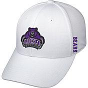 Top of the World Men's Central Arkansas Bears  Booster Plus 1Fit Flex White Hat
