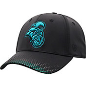 Top of the World Men's Coastal Carolina Chanticleers Lumens 1Fit Flex Black Hat