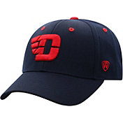 Top of the World Men's Dayton Flyers Blue Triple Threat Adjustable Hat