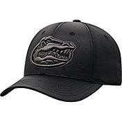 Top of the World Men's Florida Gators Progo 1Fit Flex Black Hat
