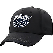 Top of the World Men's Florida Atlantic Owls Lumens 1Fit Flex Black Hat
