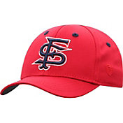 Top of the World Infant Fresno State Bulldogs Cardinal The Cub Fitted Hat
