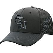 Top of the World Men's Florida State Seminoles Dayblaster Nightfall 1Fit Flex Black Hat