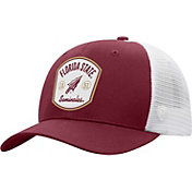 Top of the World Men's Florida State Seminoles Garnet/White Sea Life Adjustable Hat
