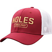 Top of the World Men's Florida State Seminoles Garnet Notch Adjustable Snapback Hat