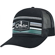 Top of the World Men's Ohio Bobcats Route Adjustable Black Hat