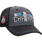 Top of the World Men's 2020 Big Ten Football Champions Ohio State Buckeyes Locker Room Hat