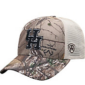 Top of the World Men's Houston Cougars Camo Prey Adjustable Snapback Hat